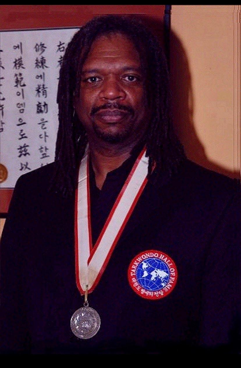 You are currently viewing 1973 World Taekwondo Championship Pennant signed by USA Team Member Albert Cheeks