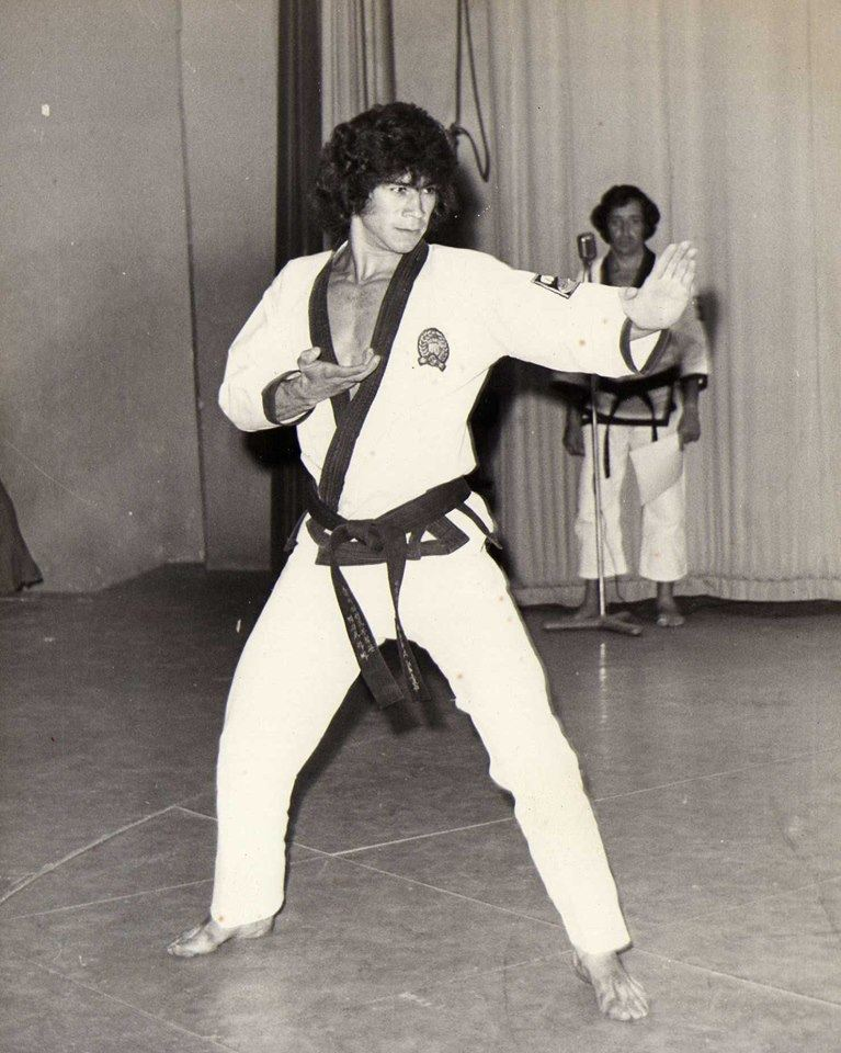 You are currently viewing 1974 Professional World Karate Championship Trophy of Isaias Duenas Riestra of Mexico