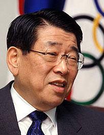 Un Yong Kim Taekwondo Leader