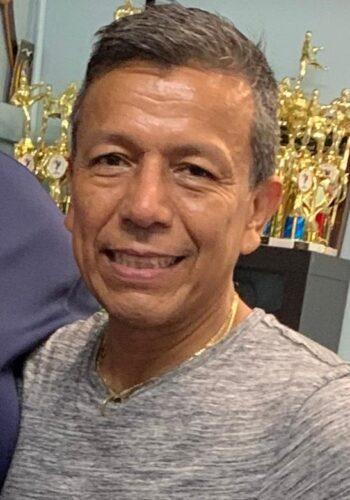 Gold Medal of the 1986 V Campeonato Panamericano De Tae Kwon Do – Guayaquil, Ecuador won by Pascual Pachecho of Ecuador